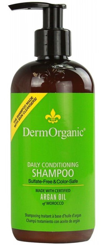 DermOrganic Daily Conditioning Shampoo 70% Organic (12 oz)