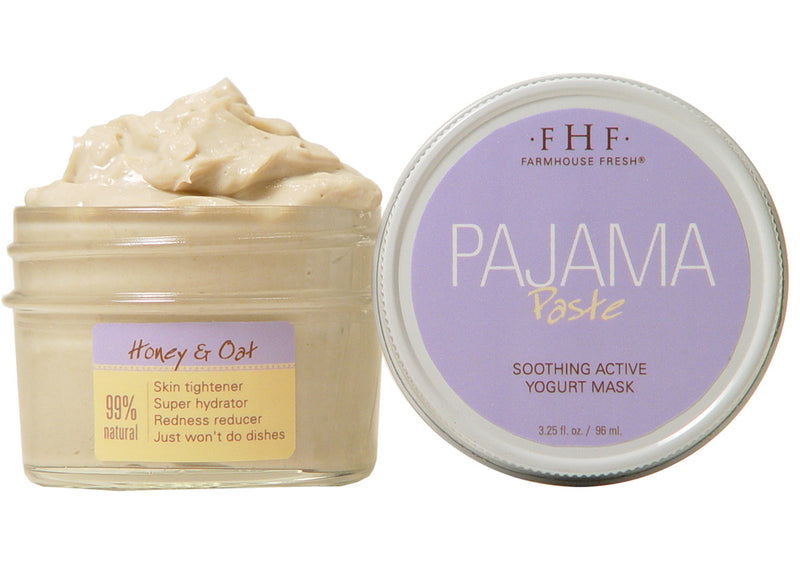 FarmHouse Fresh Pajama Paste Yogurt Mask - Honey & Oat (3 Oz)