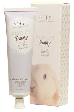FarmHouse Fresh Fluffy Bunny Shea Butter Hand Cream (2.4 Oz)