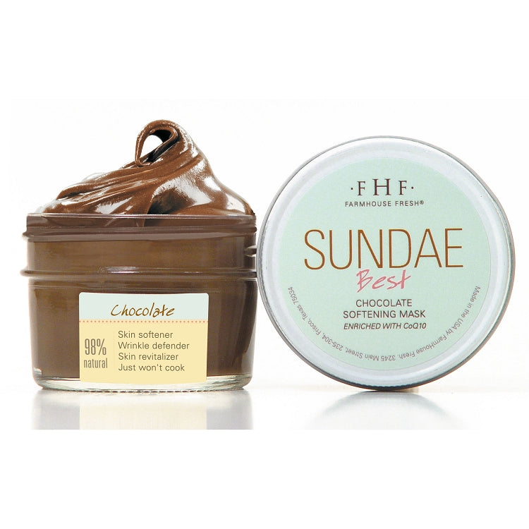 FarmHouse Fresh Sundae Best Chocolate Mask w/ CoQ10 (3.25 Oz)