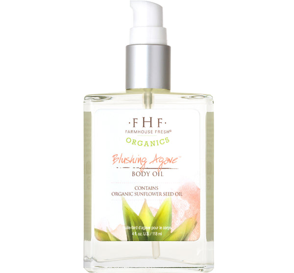FarmHouse Fresh Blushing Agave Body Oil (4 Oz)