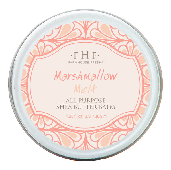 FarmHouse Fresh Marshmallow Melt All Purpose Shea Butter Balm (1.25 oz)