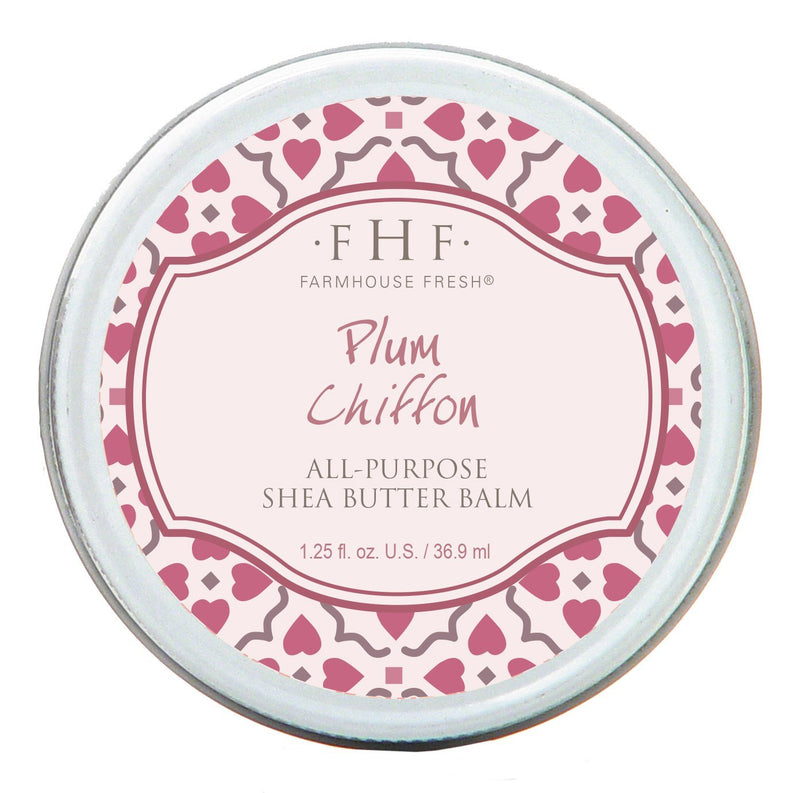 FarmHouse Fresh Plum Chiffon All Purpose Shea Butter Balm (1.25 oz)
