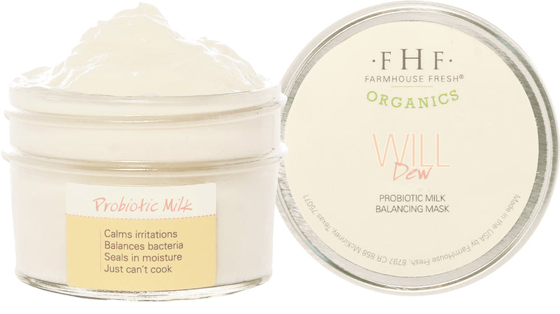 FarmHouse Fresh Will Dew Probiotic Mask (3.2 oz)