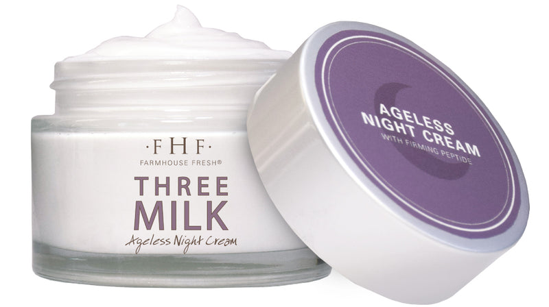 FarmHouse Fresh Three Milk Ageless Night Cream (1.7 oz)