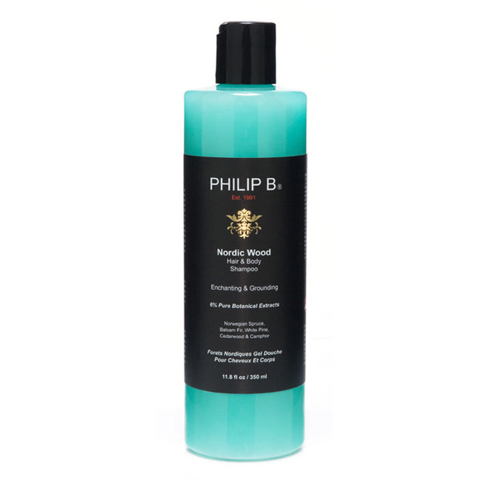 Philip B. Nordic Wood Hair & Body Shampoo (11.8 Oz)