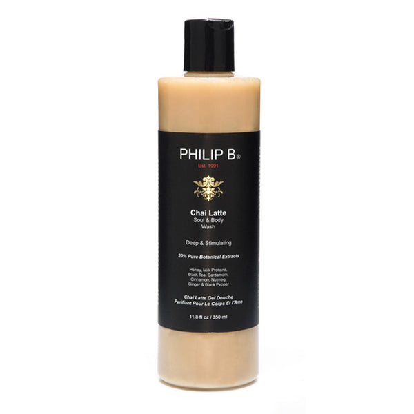 Philip B. Chai Latte Soul & Body Wash (11.8 Oz)