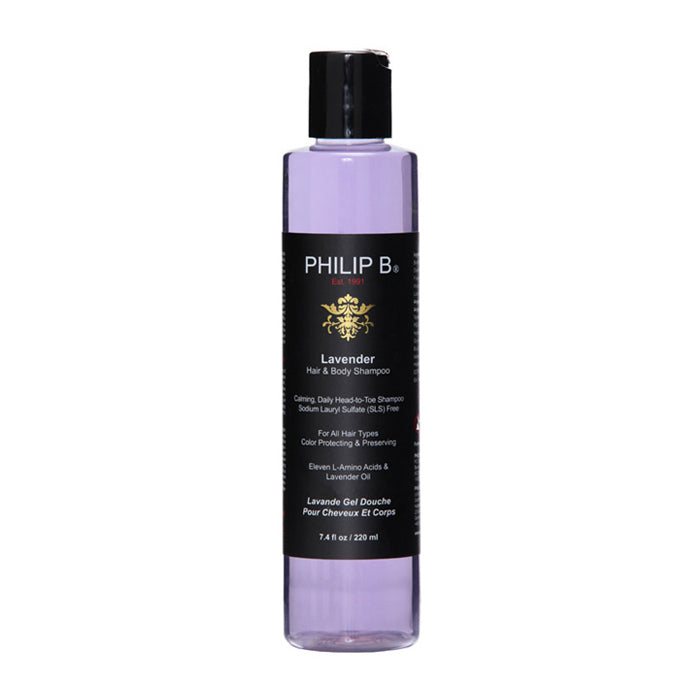 Philip B. Lavender Hair & Body Shampoo (7.4 Oz)