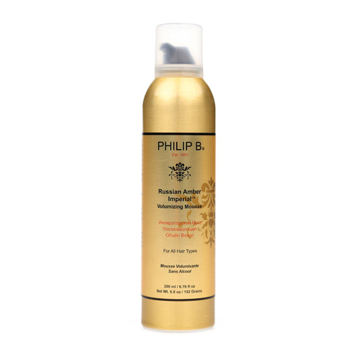 Philip B. Russian Amber Imperial™ Volumizing Mousse (6.76 Oz)