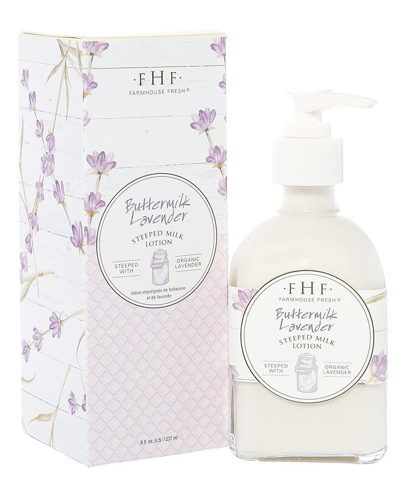 Farmhouse Fresh Sweet Cream Body Milk - Pump Top (8 oz)