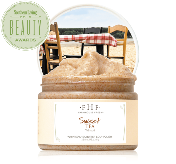FarmHouse Fresh Sweet Tea Shea Sugar Scrub (12 oz)