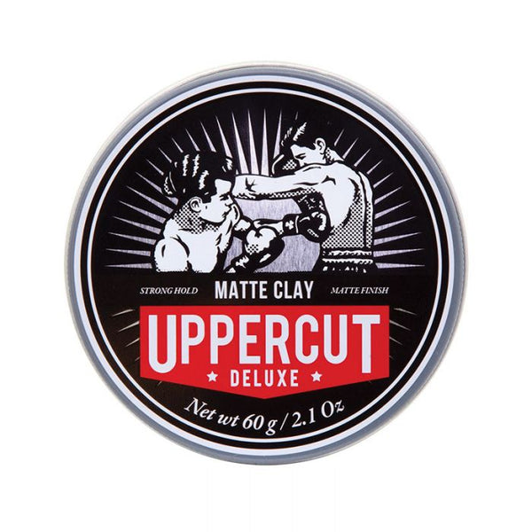 Uppercut Deluxe Matte Clay (2.1 oz)