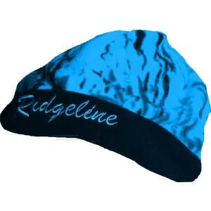Adult Reversible Beanie Black/Blue Camo