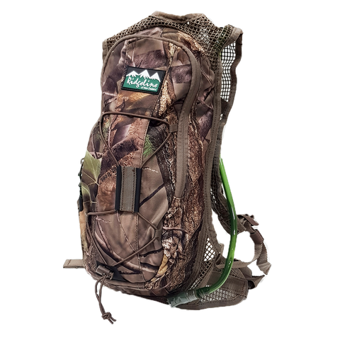 Compact Hydro Backpack Nature Green