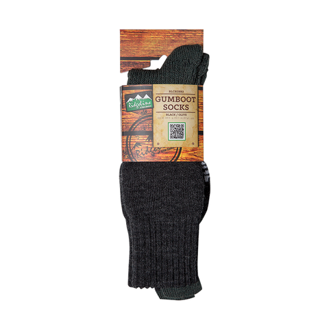 Gumboot Merino Sock - 9-12