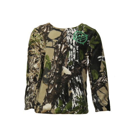 Kids Long Sleeve Bush Shirt