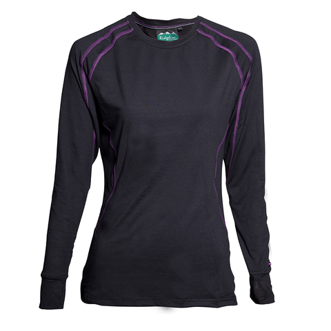 Ladies Wildcat Thermal Tee