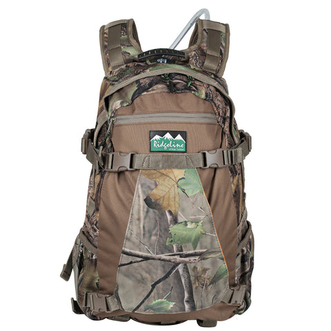 Mule Backpack Nature Green Camo