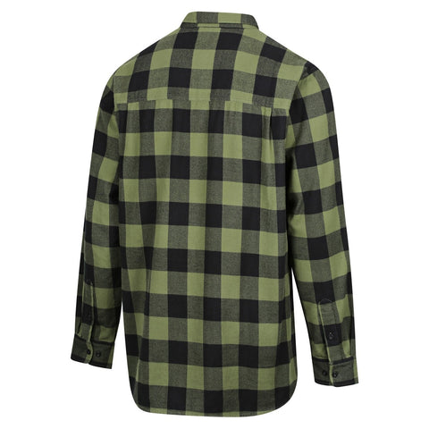 Buy Mens Organic Check Shirt