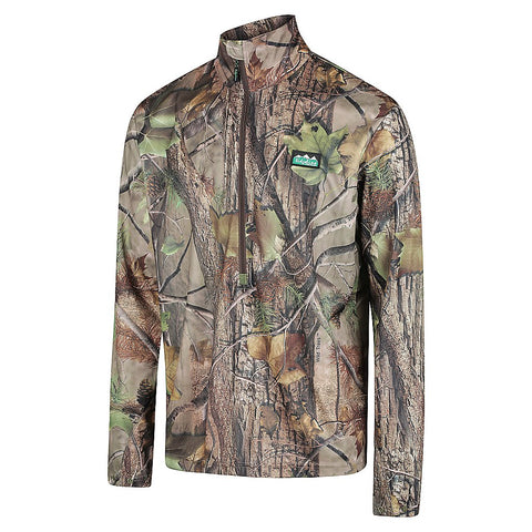 PRO HUNT AIR-TECH L/S ZIP TOP
