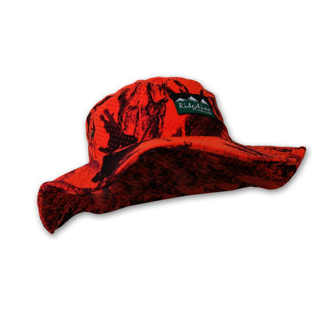 Sable Bush Hat Blaze Camo