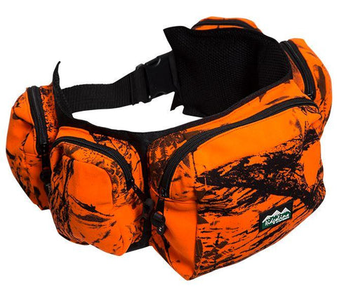 5 Pocket Gumtree Bumbag Blaze Camo