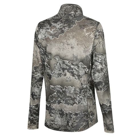 Ridgeline Womens Micro Lite Zip Top