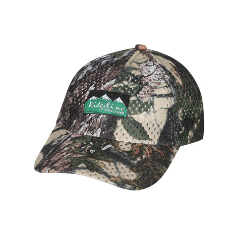 Sable Airflow Cap Buffalo Camo