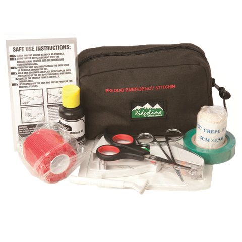 Pig Dog Emergency Stitching Kit