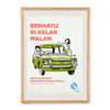 Road Safety Parody Poster Collection