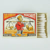 Cotton Bud Matchbox
