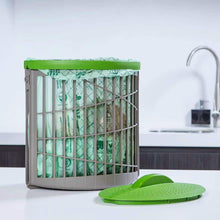 Load image into Gallery viewer, Odour-Free Kitchen Caddy Compost Bin