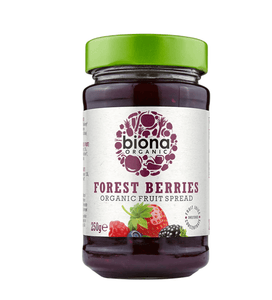 Organic Forest Berries Spread - 250g
