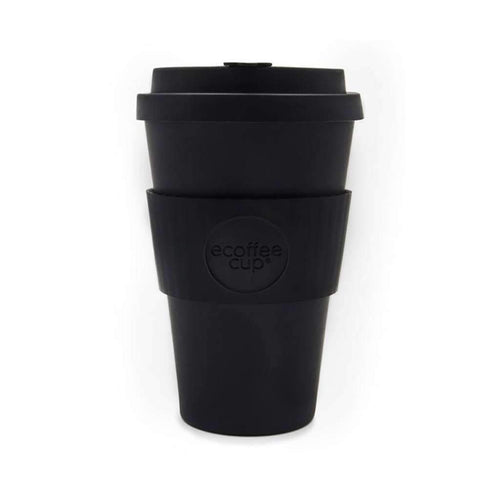 12oz Reusable Bamboo Coffee Cup