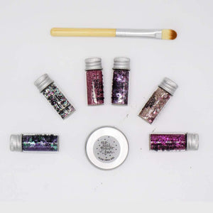 Biodegradable Glitter (Sets of 6)