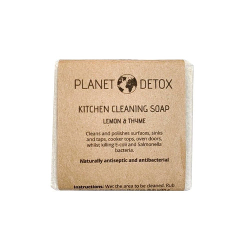 Antibacterial Kitchen Cleaning Soap Bar