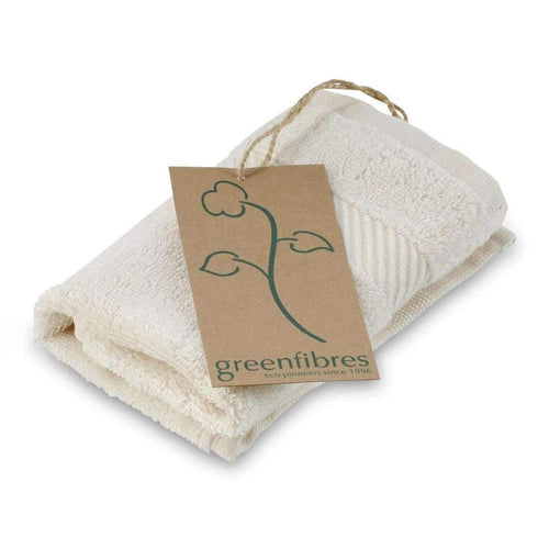 Organic Cotton Terry Wash Cloth