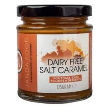 Load image into Gallery viewer, Dairy-free Salted Caramel Spread - 175g