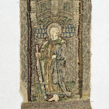 15th C. Ecclesiastic Panel