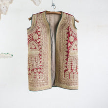 Albanian Embroidered Vest