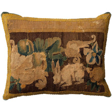 Antique Tapestry Fragment (#T020619 | 15 1/2 x 19