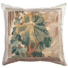 Antique Tapestry Fragment (#T042720 | 19 x 20