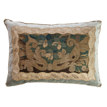 Antique Tapestry Fragment (#T091719 | 14 x 20