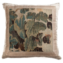 Antique Verdure Tapestry Fragment (#T042320 | 19 x 19