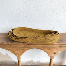Decorative Seagrass Basket