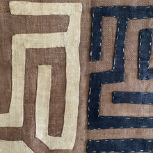 Handwoven Vintage Kuba Cloth  (#5110 | 22 x 141