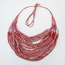 Sari Beaded Necklace (22 Strand)