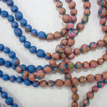 Sari Beaded Necklace (Seven Strand)