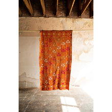 Silk Embroidered Indian Phulkari