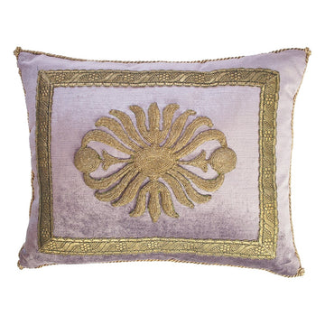 Vintage Gold Embroidered Starburst (#E111720A&B | 12 x 16″)